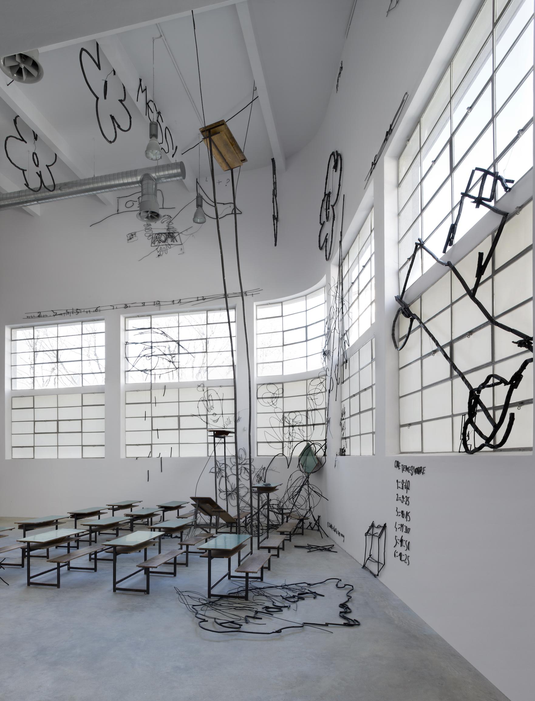 Fondazione Mario Merz, Turin