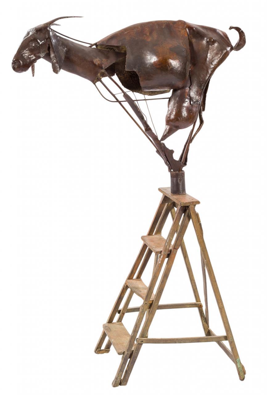 Cabra – Rolando Campos.