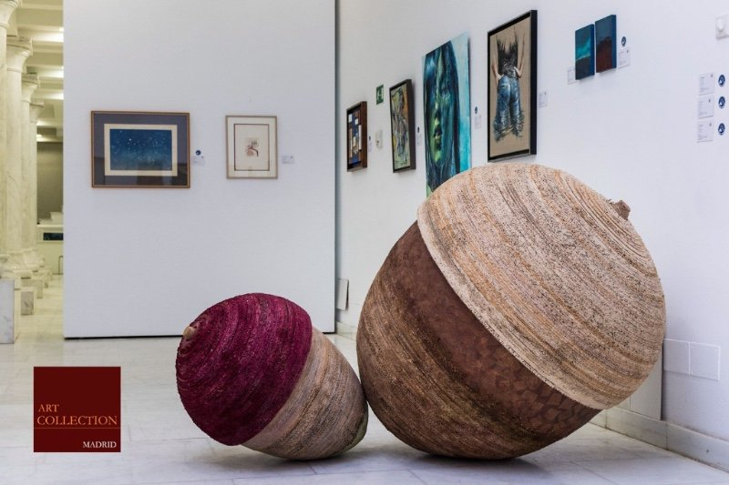 Vista de una de las salas de ART Collection