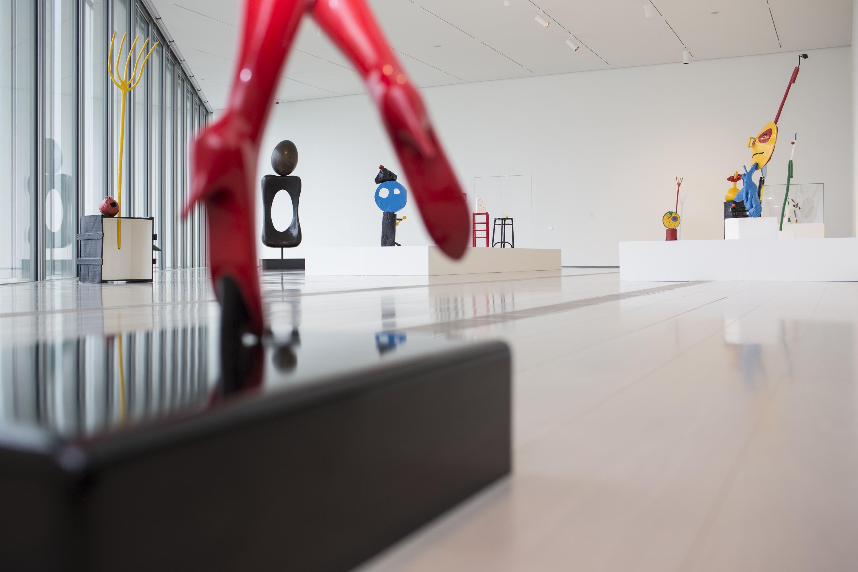La poética del objeto en las esculturas de Miró