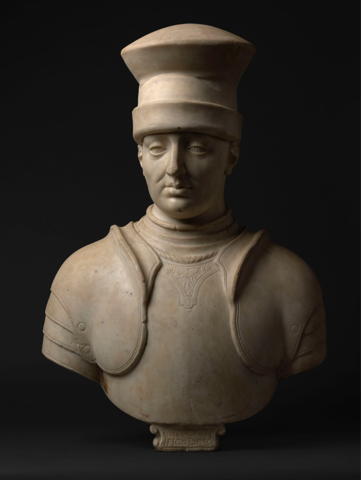 Busto de Niccolò Piccinino – Stoldo Lorenzi