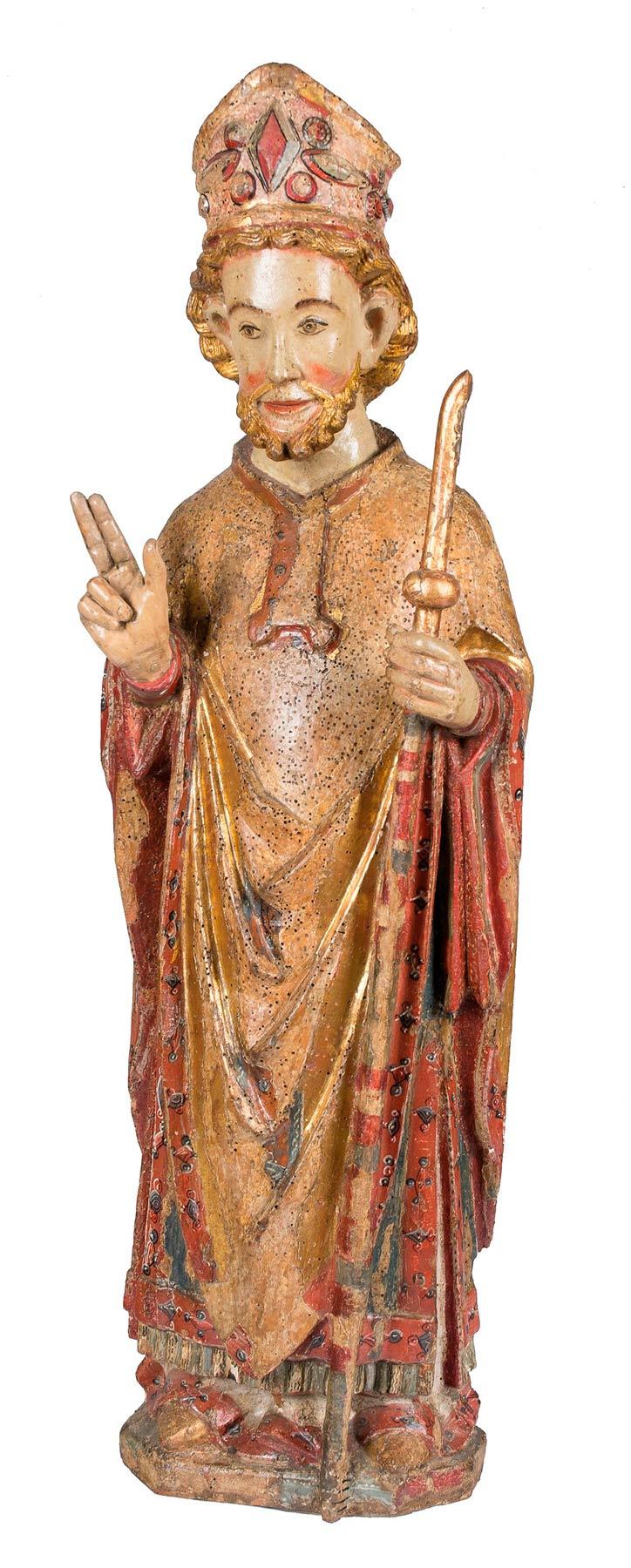 fl018_01-San-Agustín-escultura-en-madera-tallada,-dorada-y-policromada.-Transición-entre-el-Románico-y-el-Gótico.-Hacia-1300.07