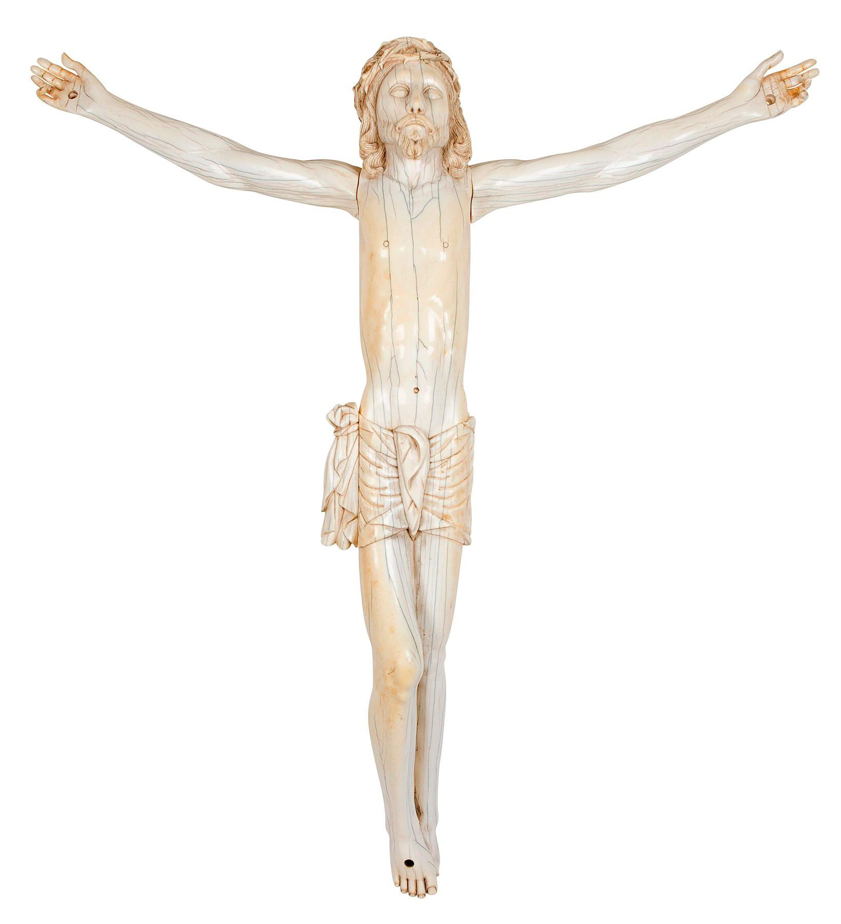 fl045A_01.-Cristo-esculpido-en-marfil.-Escuela-Hispano-Filipina.-Siglo-XVII.10