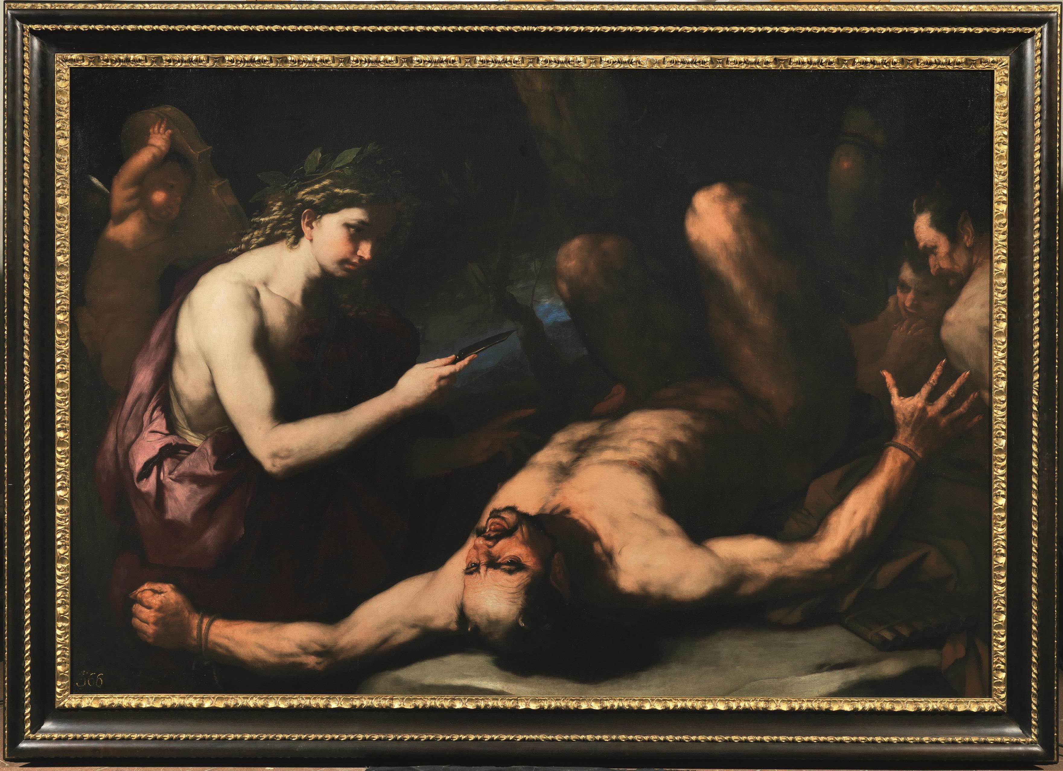 Apollo y Marsyas – Luca Giordano,