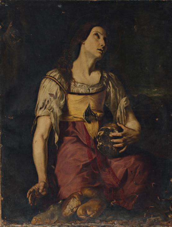 Jerónimo Jacinto de Espinosa. Santa María Egipcíaca. Salida: 6.000 euros. Remate: 105.000 euros