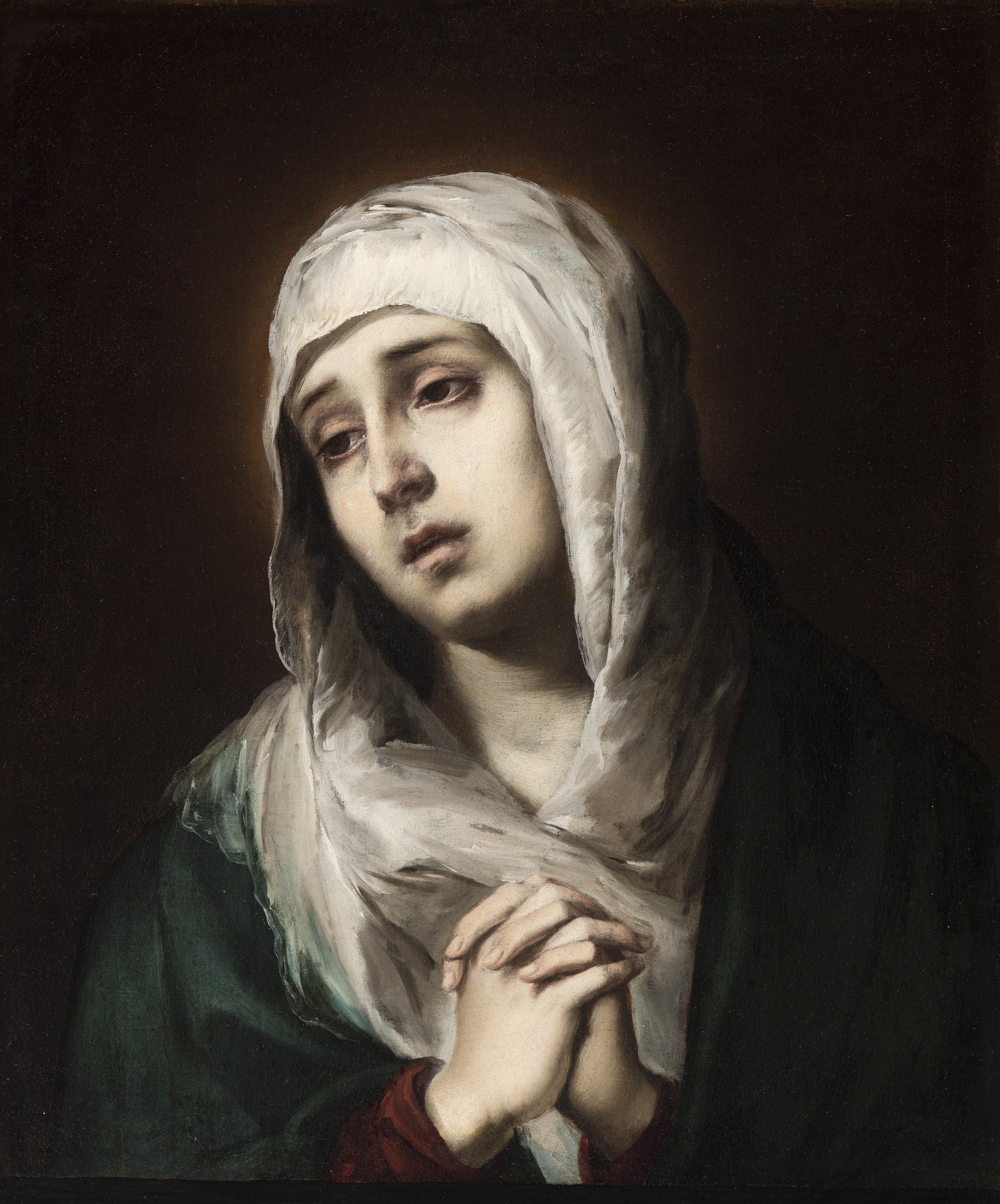 Dolorosa – Bartolomé Esteban Murillo.
