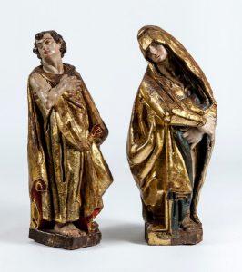 410-Taller-de-Anchieta,-S.XVI-Virgen-y-San-Juan-de-madera-tallada,-policromada,-estofada-y-dorada-procedentes-de-un-calvario.02