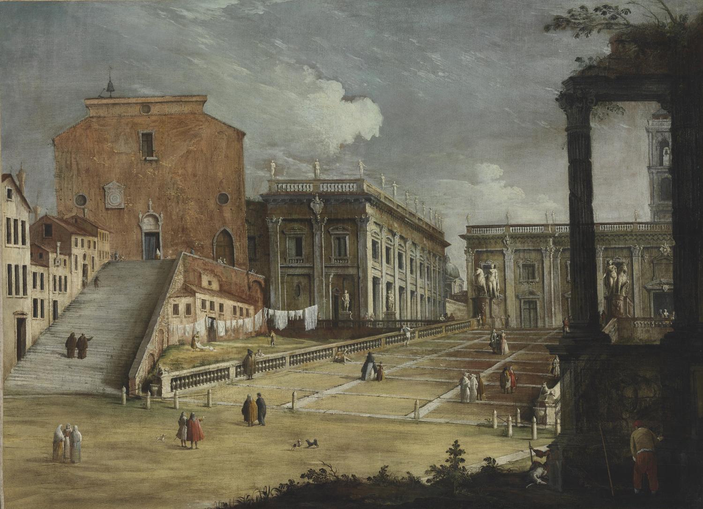 Antonio Canal (ascribed to)canvas, oil146.50 cm x 200.00 cm