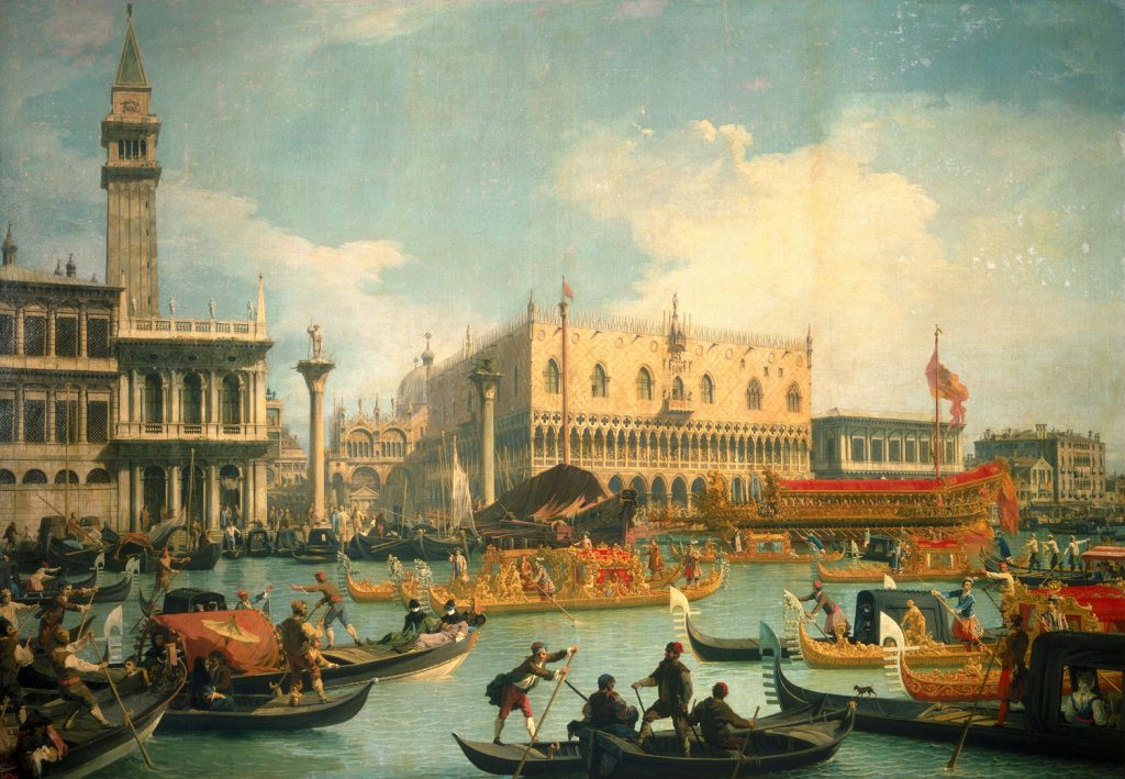 canaletto Mosca The Pushkin State Museum of Fine Art