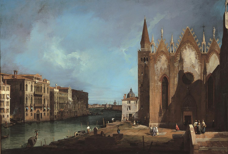 canaletto Torino_Pinacoteca del Lingotto Giovanni e Marella Agnelli