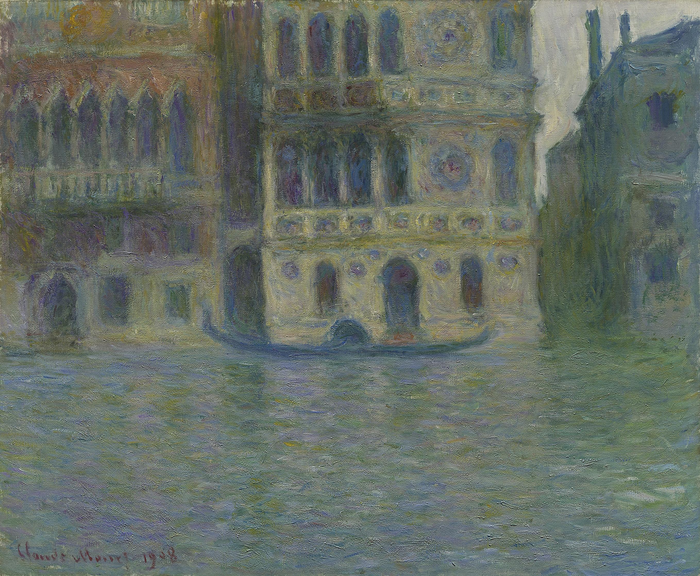 Venice, Palazzo Dario, 1908 (oil on canvas)