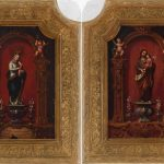 José de Ibarra. Nuestra Señora del Buen Consejo y San José con el Niño. Salida: 6.000 euros