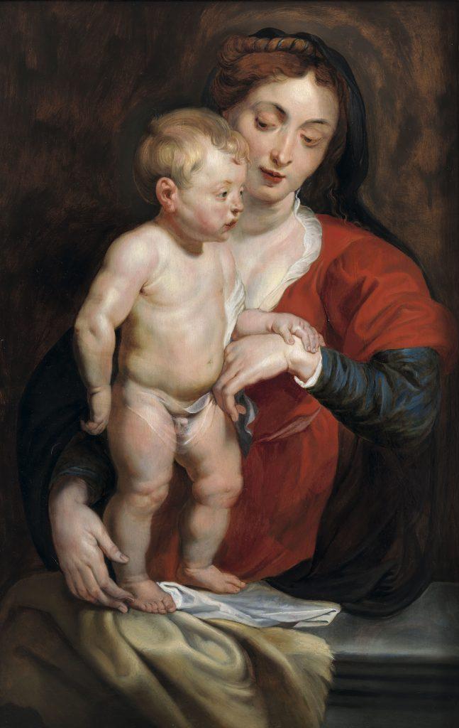 Virgen-de-Cumberland—Pedro-Pablo-Rubens_1