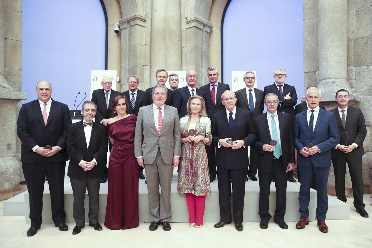 ARS entregó los Premios Arte y Empresa con motivo de su décimo aniversario