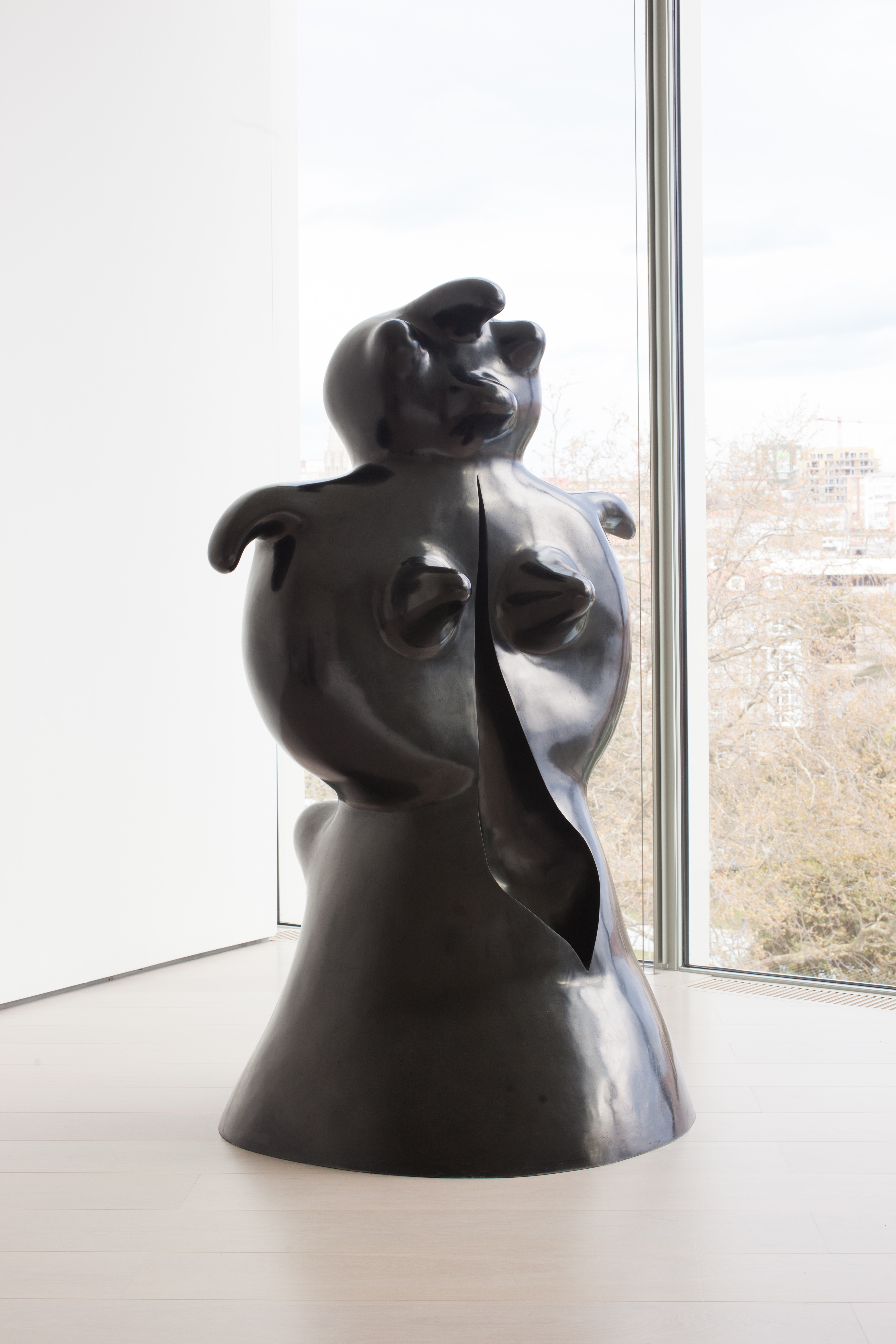 Cuatro esculturas de Miró cedidas al Centro Botín