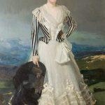 Joaquín Sorolla. Retrato de María Luisa Maldonado, marquesa de Torneros, 1907. Salida: 340.000 euros