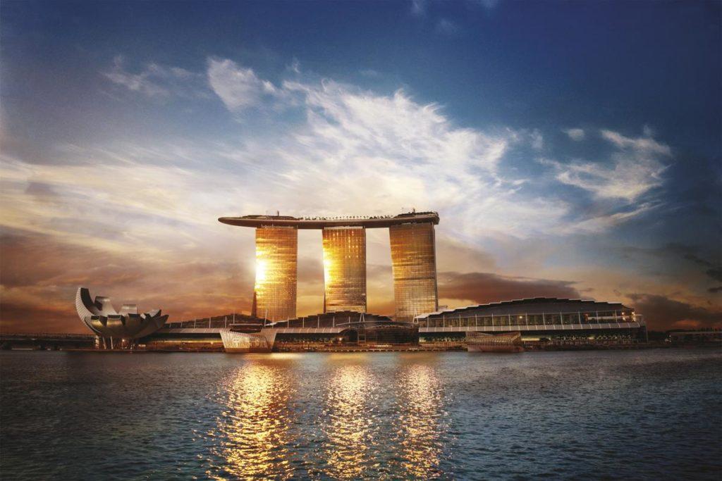 El mercado oriental apuesta por Singapur