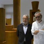 Miquel Navarro al completo en Fundación Bancaja