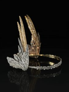 V&A dundee Valkyrie tiara