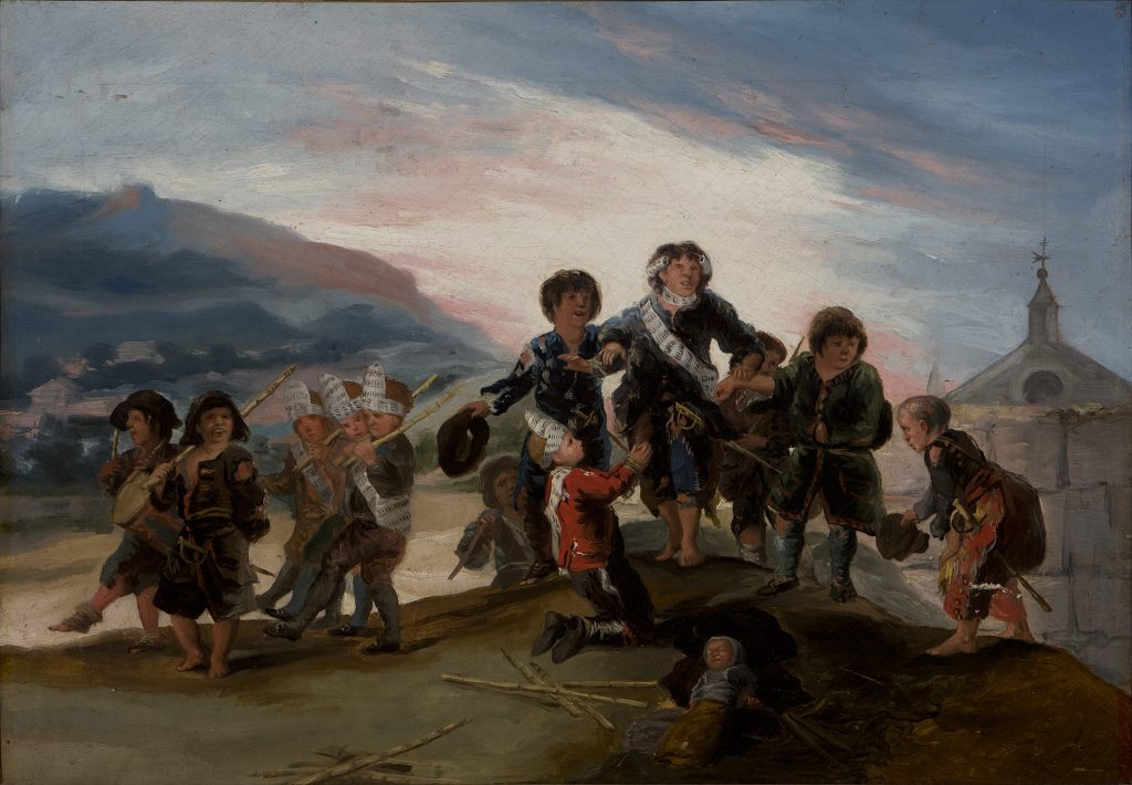 1-Francisco de Goya Y Lucientes
