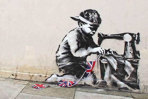 Banksy+