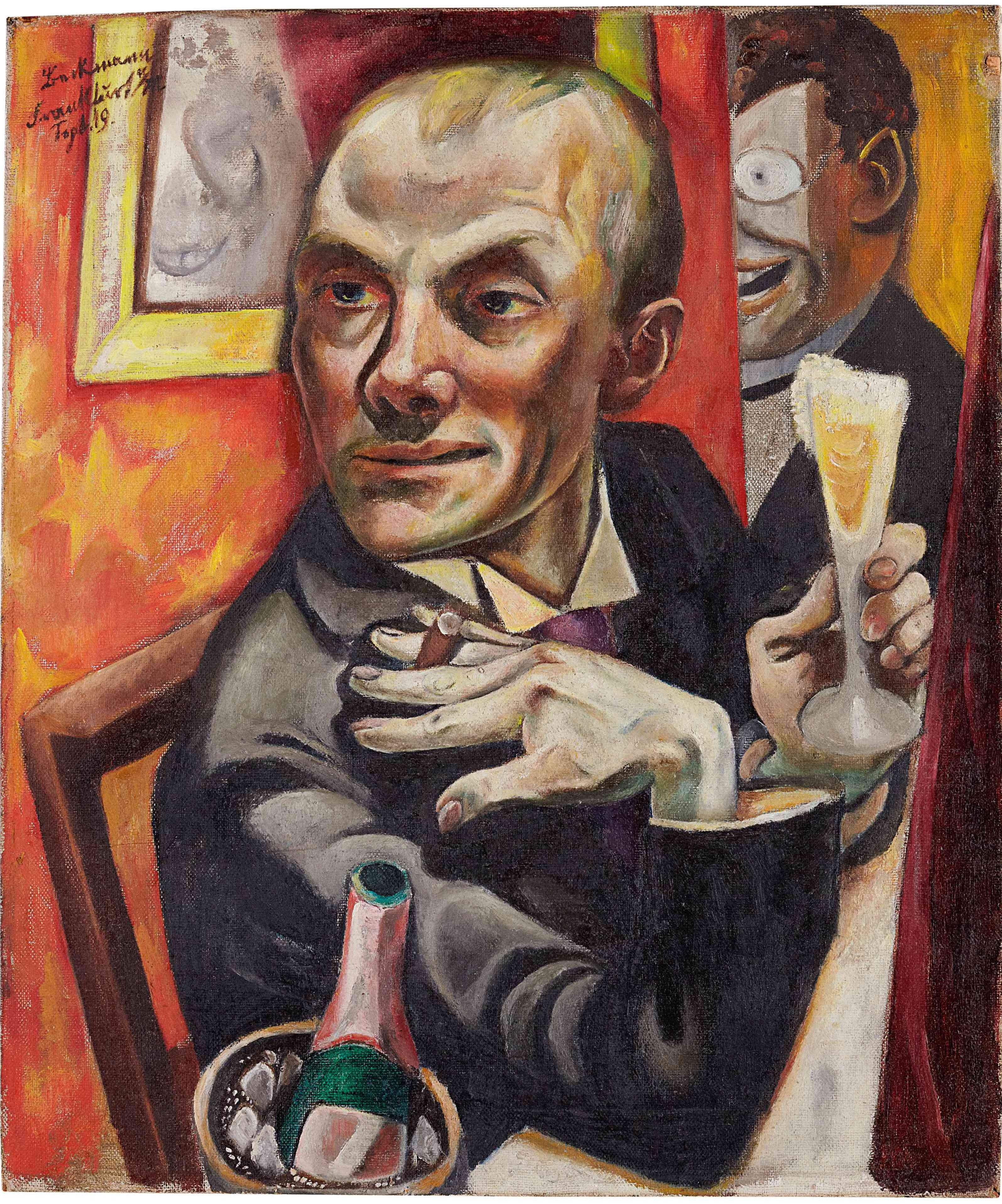 Max Beckman, pintor de Historia y alegorías – Arsmagazine