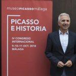 MALAGA (Spain),181009-IV Congreso Internacional Picasso e Historia. Museo  Picasso Malaga. ©  MPM/jesusdominguez.com