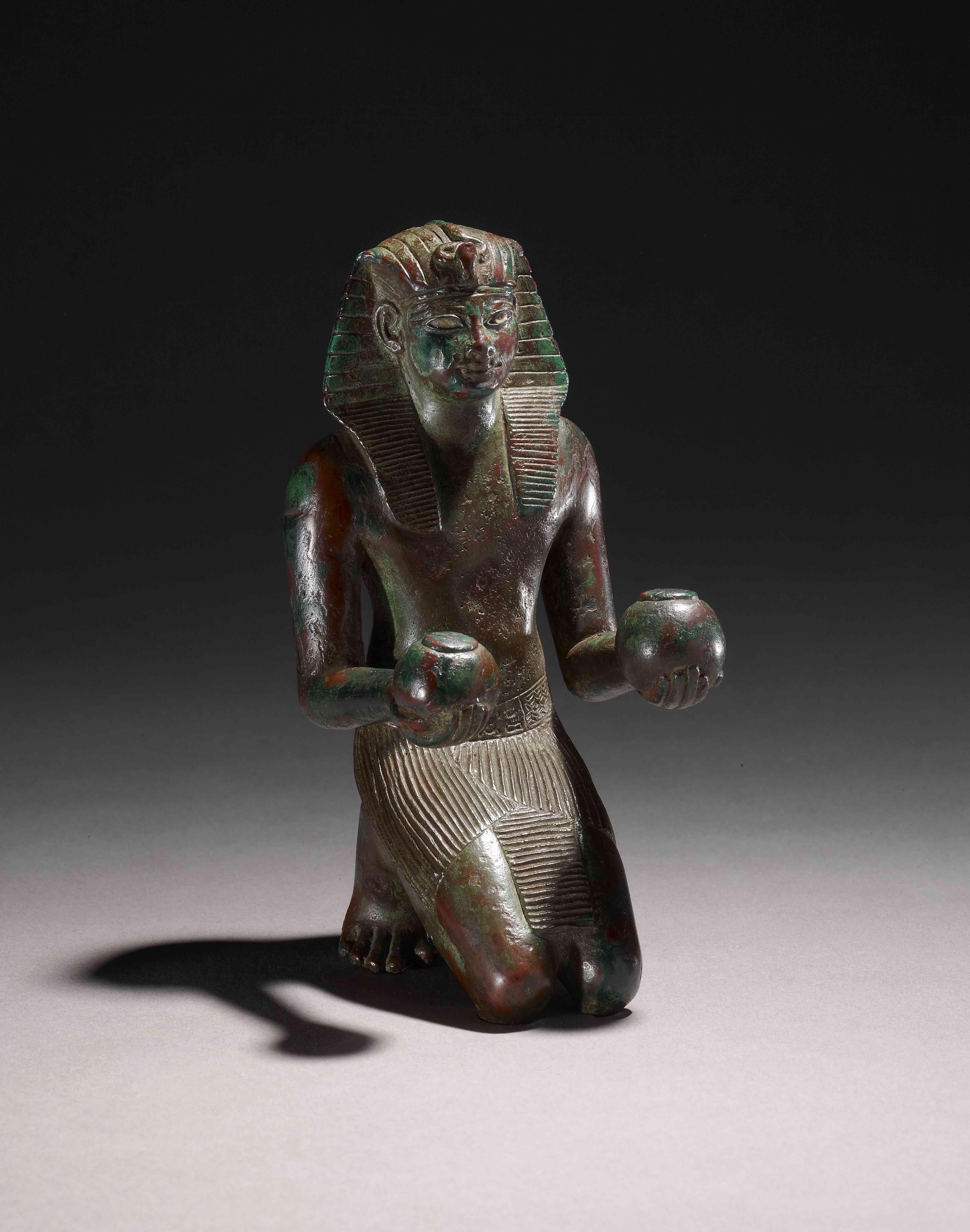 estatuilla-del-faraon-tutmosis-iv-bronce-dinastia-xviii-reinado-de-tutmosis-iv-c-1400-1390-a-c-egipto-c-trustees-of-th
