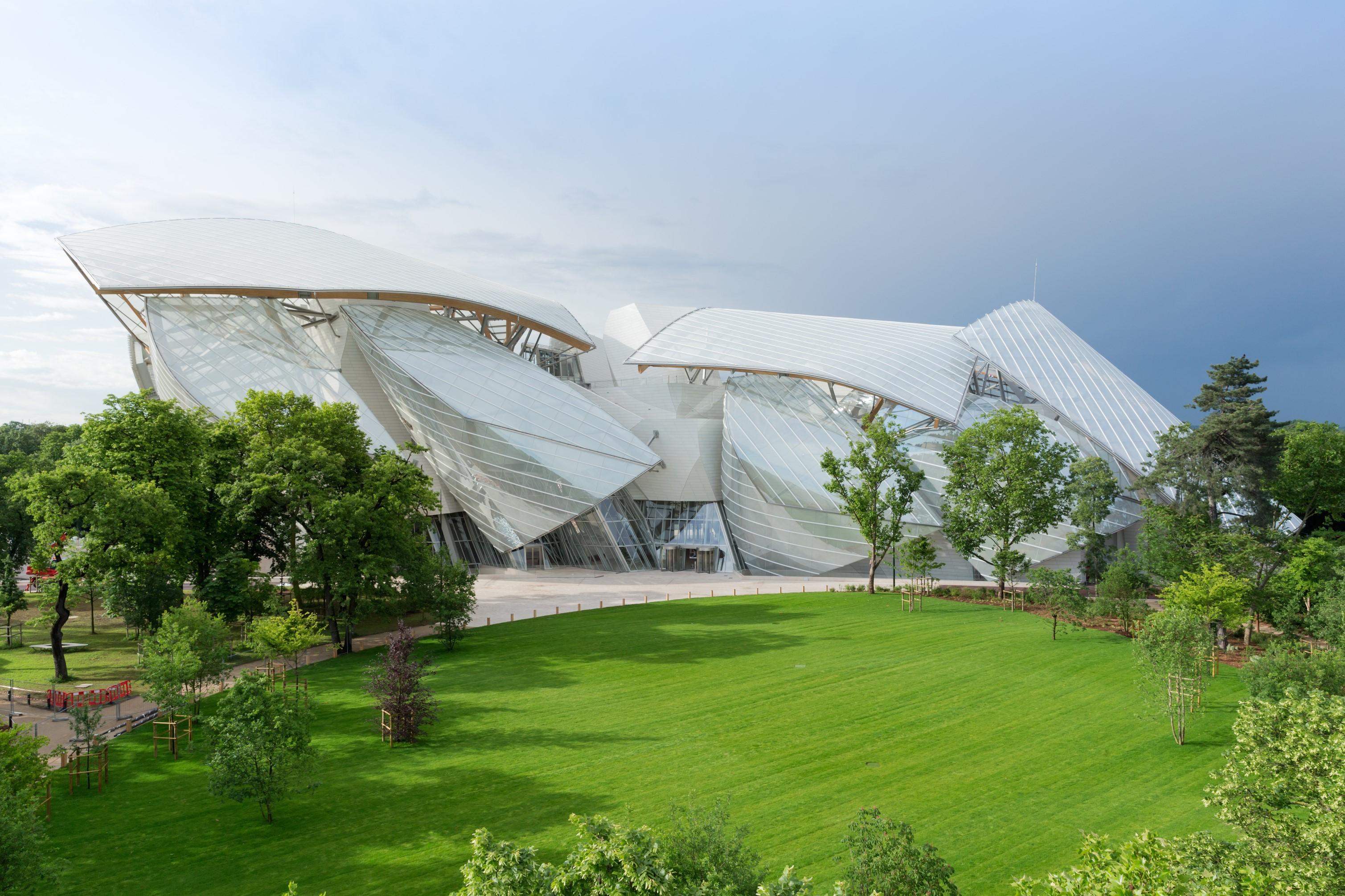 Fundación Louis Vuitton (París) GEHRY PARTNERS, LLP AND FRANK O. GERHY (1)