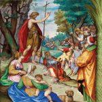 Giovanni Battista Castello. Predicación de san Juan Bautista, 1609. Salida: 30.000 euros