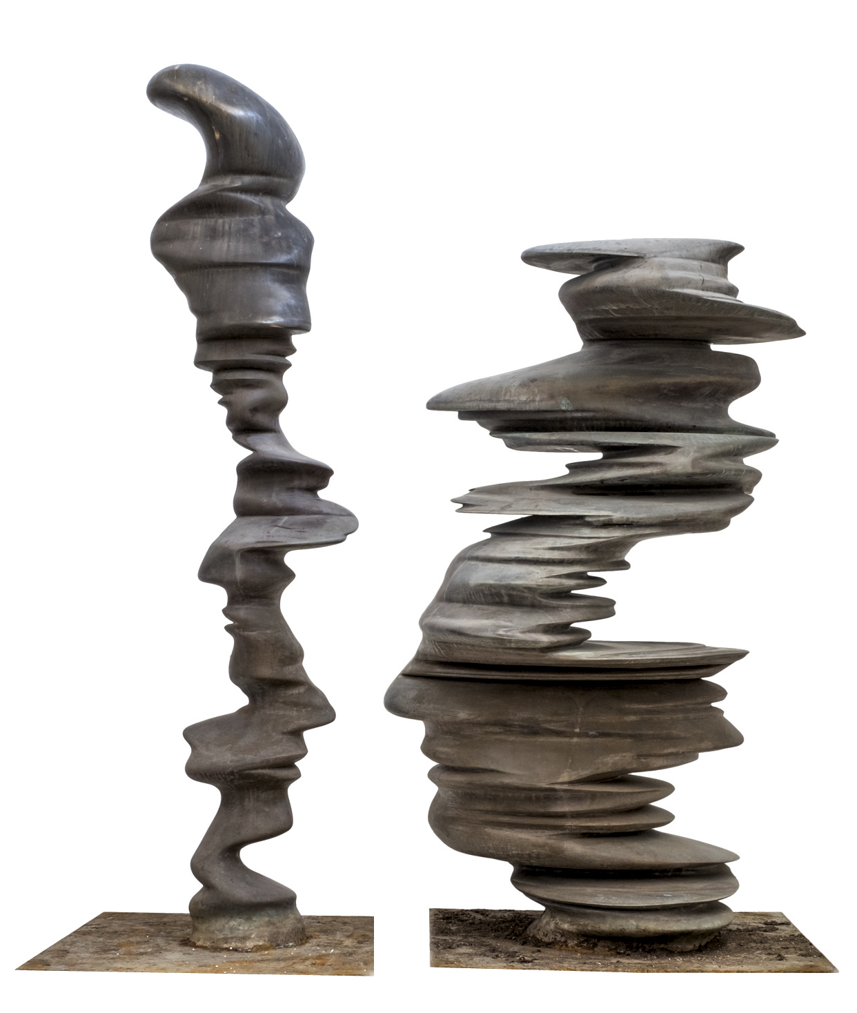 Tony Cragg. Out of sight, out of mind, 2003. Salida: 100.000 euros. Remate: 160.000 euros