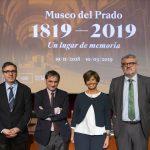 Los Reyes inauguran el lunes 'Museo del Prado 1819-2019. Un lugar de memoria'