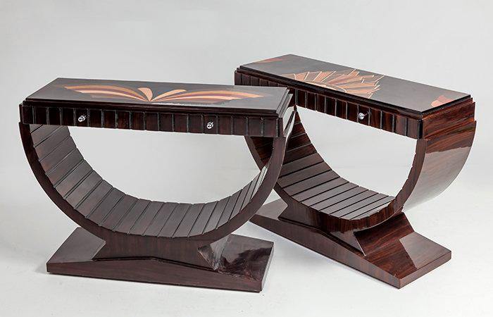 671-Consola-estilo-y-época-Art-Decó,-años-20-30-en-madera-de-macassar.-Tapa-con-motivo-de-abanico-esquematizado-en-marquetería-de-maderas-finas.02