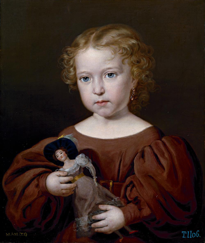 Angela Tegeo Museo del Prado