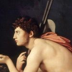 Mandatory Credit: Photo by Alfredo Dagli Orti/REX/Shutterstock (5850810cs) Oedipus (Theban hero) solves riddle of the Sphinx, 1808 (Jean Auguste Dominique Ingres) Art (Paintings) - various Artist: INGRES, Jean Auguste Dominique (1780-1867, French) Location: Musée du Louvre Paris