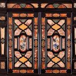 410-Cabinet-de-dos-cuerpos-en-madera-de-ébano,-ebonizada-y-piedras-duras,-Italia,-finales-S.-XIX.01