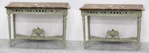 466-pareja-de-consolas-luis-xvi-en-madera-tallada-y-policromada-con-tapa-de-mrmol-francia-ff.-s.-xviii.-00