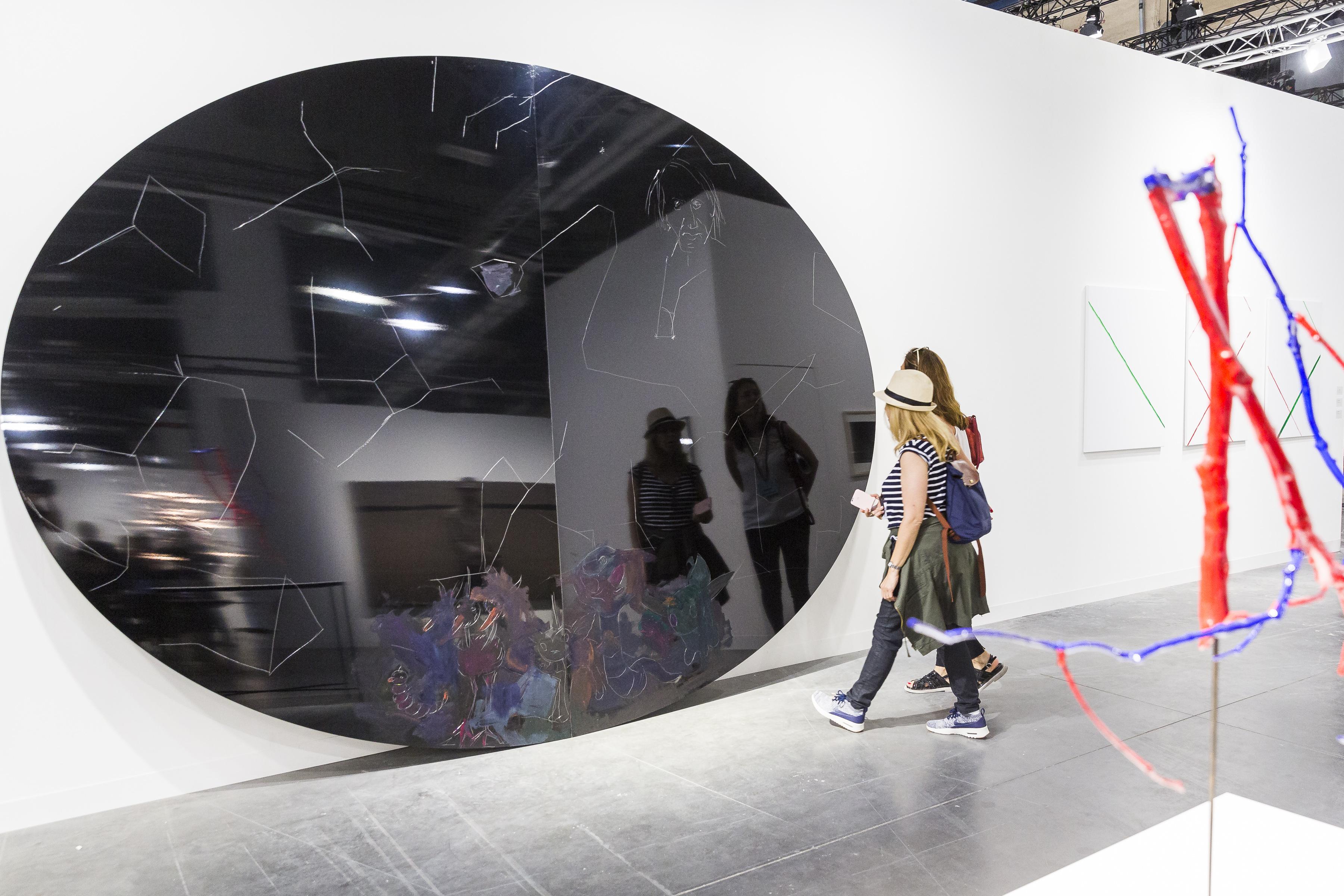ABMB17, Galleries, Galerie Chantal Crousel, PR