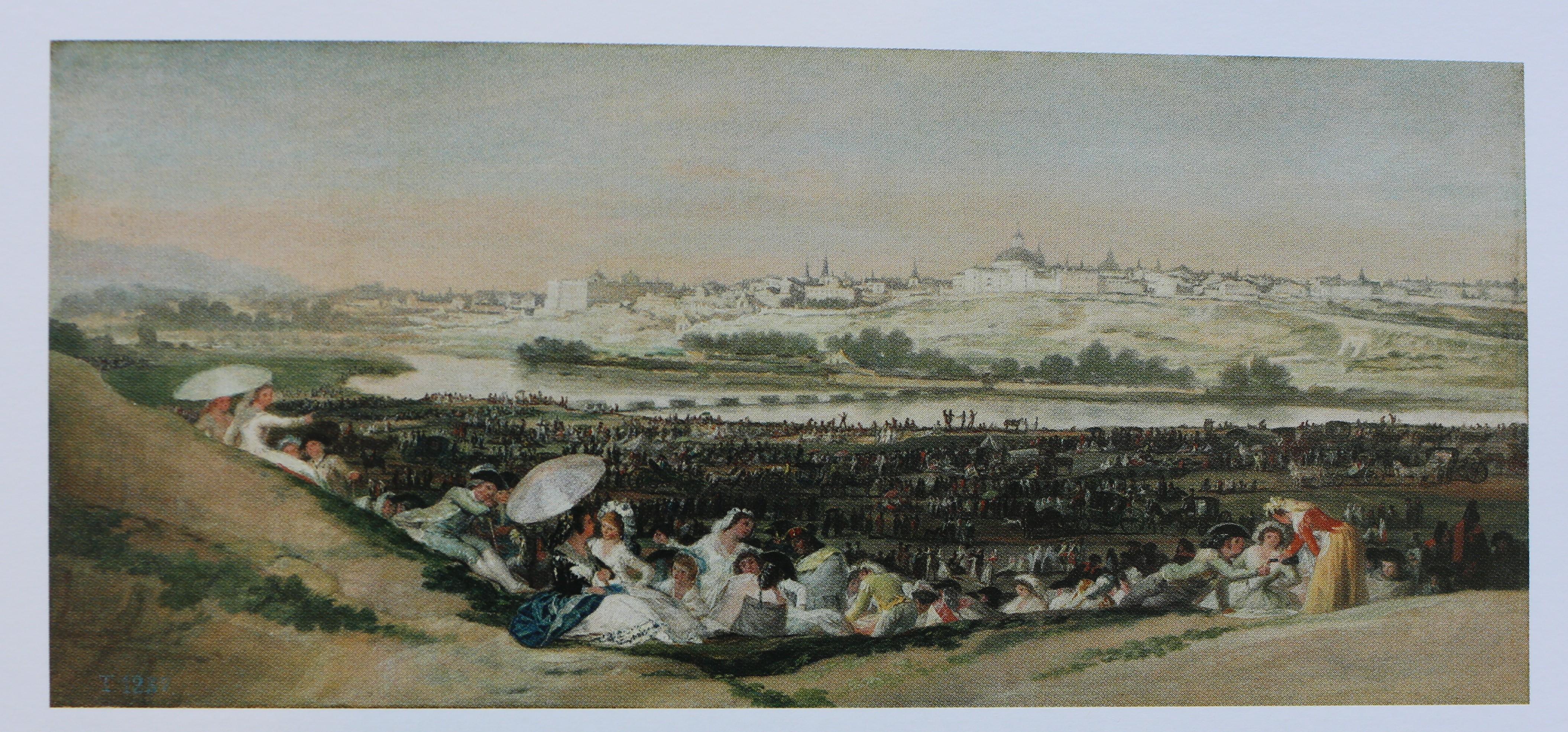 El volumen II del Catálogo razonado de los dibujos de Goya presentado en el Centro Botín