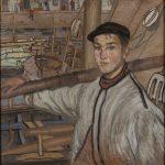 Julián de Tellaeche. Joven marinero vestido de blanco. Salida: 25.000 euros