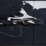 Manolo Millares. Humboldt en el Orinoco, 1968. Salida: 175.000 euros. Remate: 225.000 euros