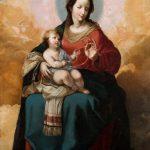 Ansorena ofrece una Virgen de Sebastián Llanos y Valdés