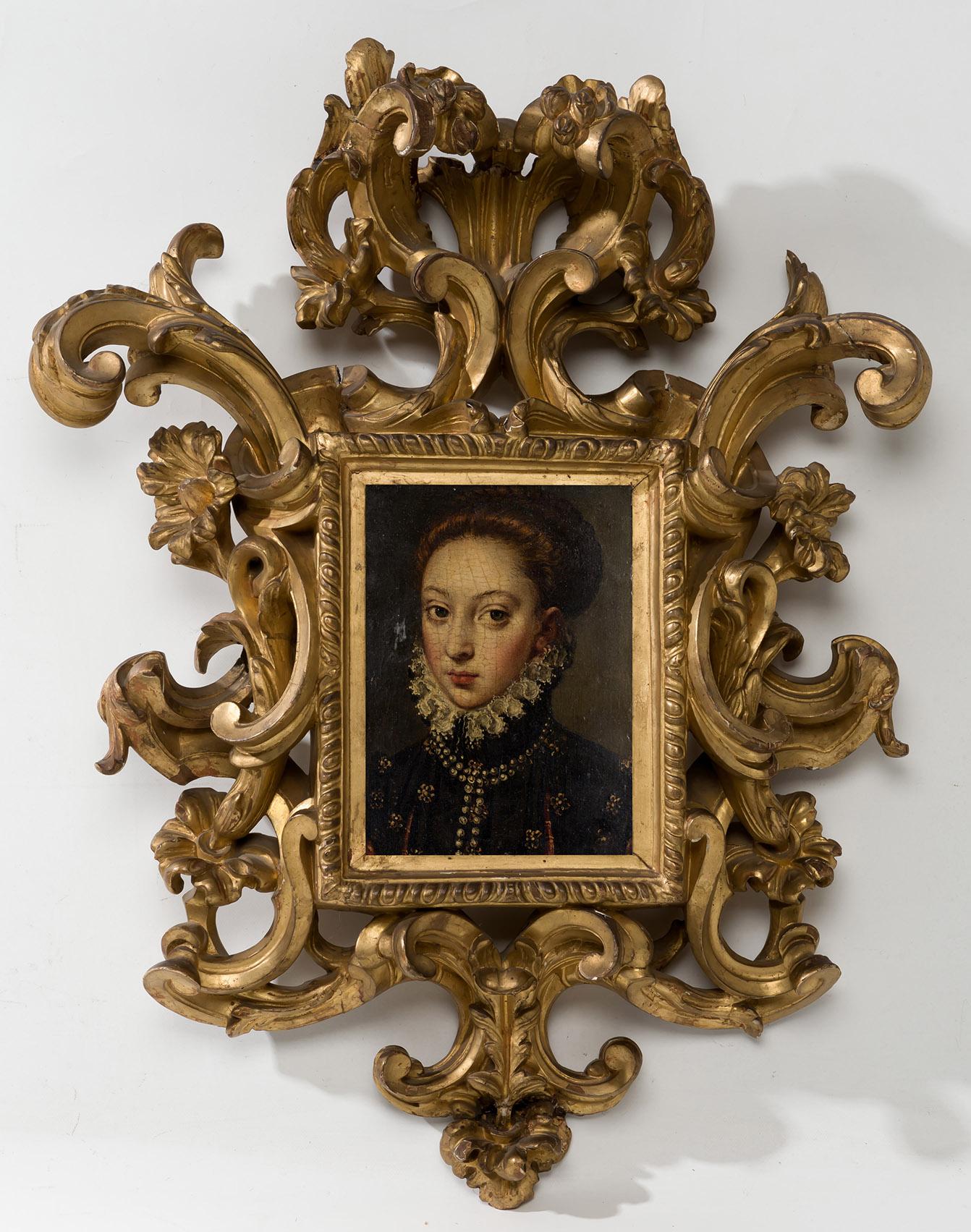 Alonso Sánchez Coello. Retrato de dama. Salida: 6.000 euros. Remate: 75.000 euros
