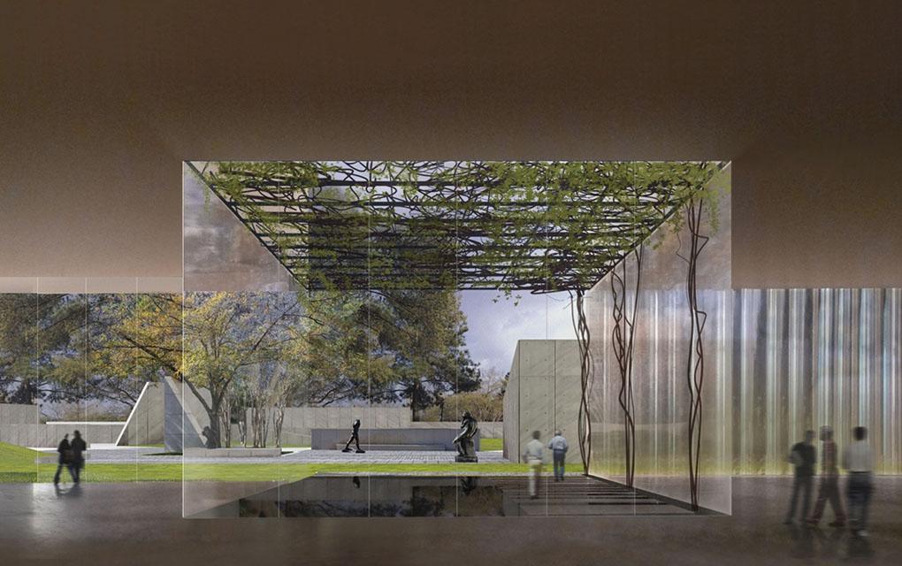 El mecenazgo, la financiación de los museos americanos
