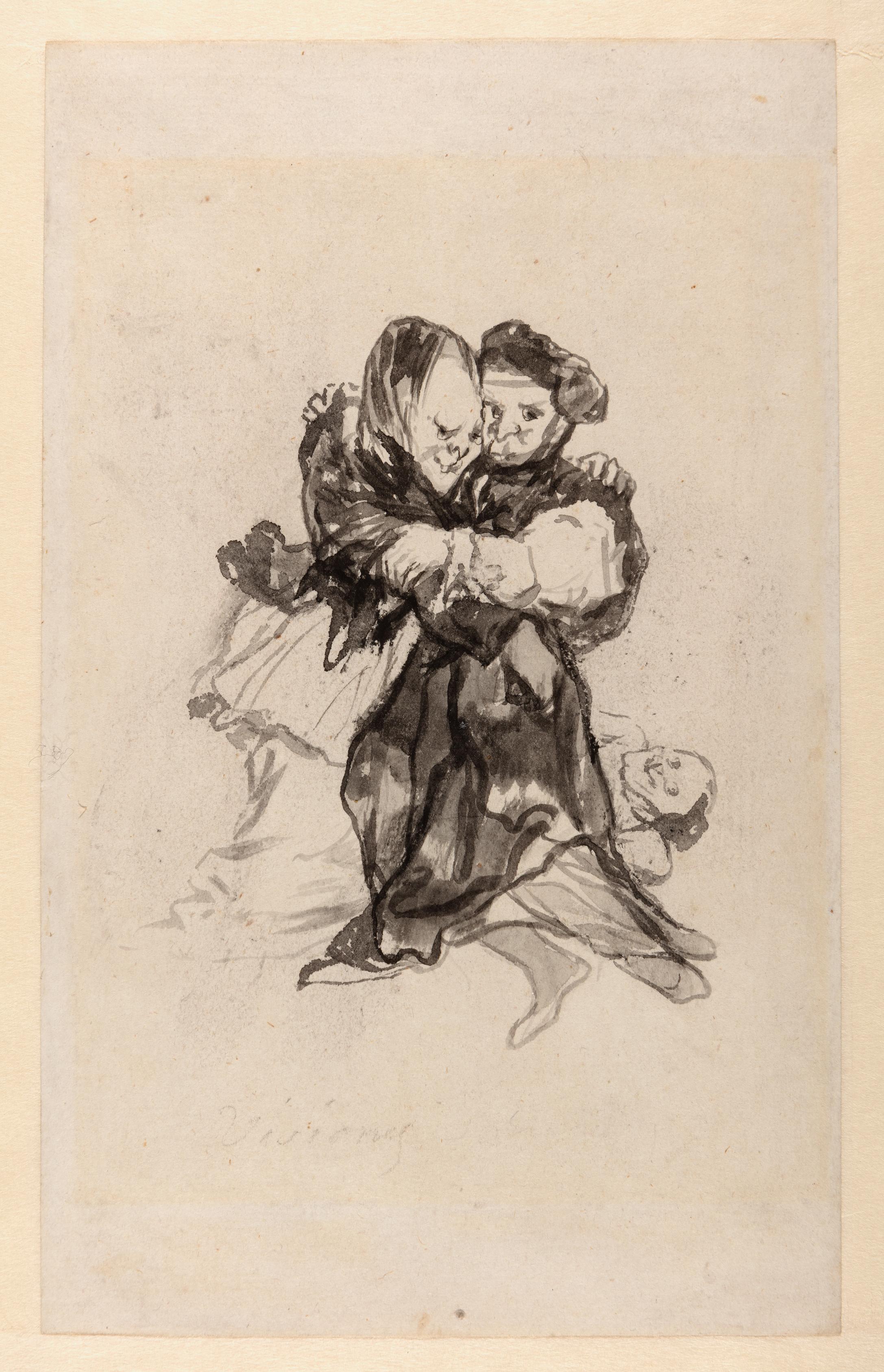 El Meadows Museum obtiene un nuevo Fortuny y un dibujo de Goya