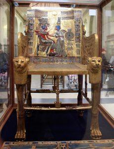 trono-tutankamon