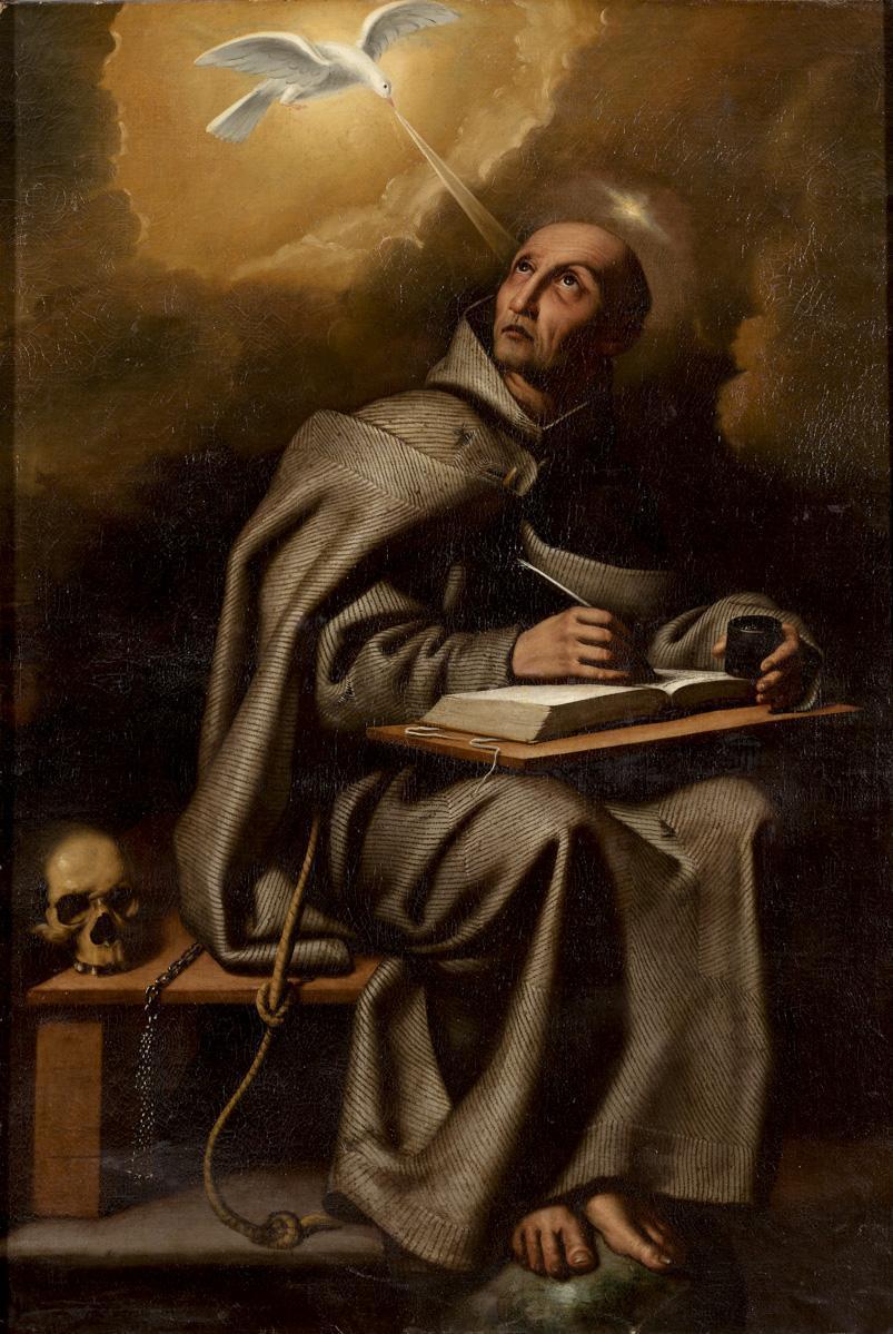 Antonio Arias. San Pedro de Alcántara. Salida: 30.000 euros