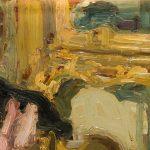 Hermenegildo Anglada Camarasa. Estudio de retrato de Mme Berthe (III), c. 1900, detalle. Salida: 50.000 euros