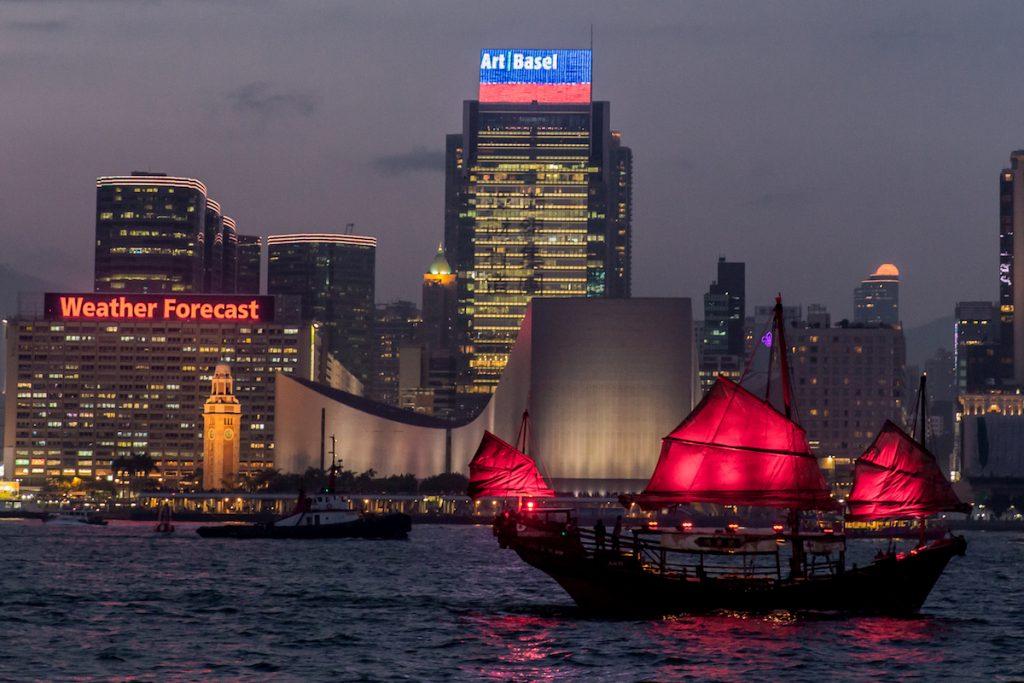 Art Basel Hong Kong: el sur de Asia cobra fuerza