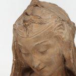La primera terracota atribuida a Leonardo, en el Palazzo Strozzi